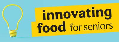 Innovating Food for Seniors Logo